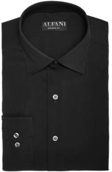 Alfani AlfaTech by Men's Slim Fit Bedford Cord Dress Shirt, Created For Macy's