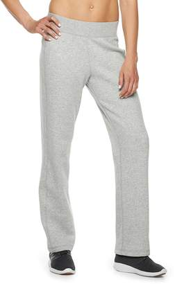 Tek Gear Women's Ultrasoft Fleece Mid-Rise Sweatpants