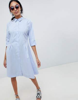 B.young Shirt Dress