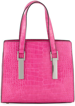 Christian Siriano Shannon Small Top-Handle Tote Bag