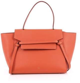 Celine Pre-owned: Belt Bag Grainy Leather Small.