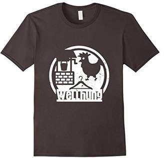 """Original Mens """"Well Hung T-Shirt"""" - 5 Colors"""