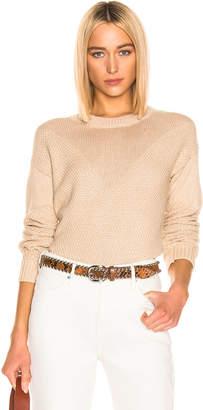 SABLYN Harper Sweater in Camel | FWRD