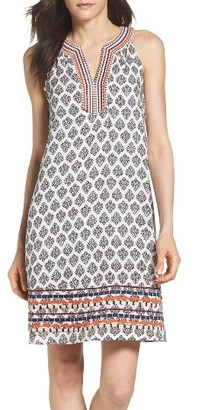 Women's Thml Embroidered Shift Dress $74 thestylecure.com