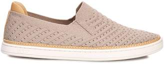 UGG Sammy Round-Toe Sneakers