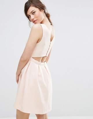 Suncoo Back Detail Dress