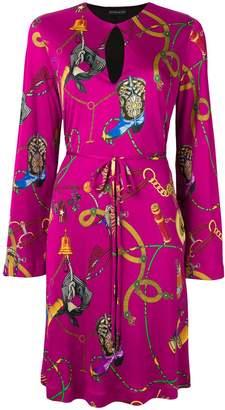 Etro Anastase printed belted dress