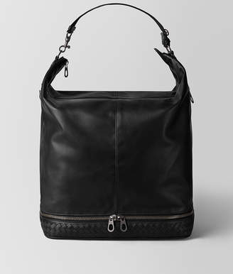 Bottega Veneta NERO CALF MI-NY BAG