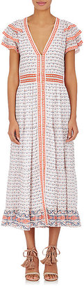 Ulla Johnson Women's Ambra Silk Maxi Dress $600 thestylecure.com