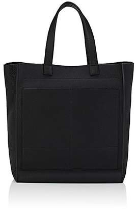 GREY NEW YORK GREY NEW ENGLAND Men's Leather Tote Bag - Black