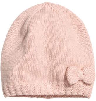 H&M Knitted hat - Orange