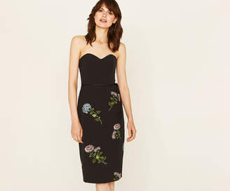 Oasis SHORT NHM PENCIL DRESS