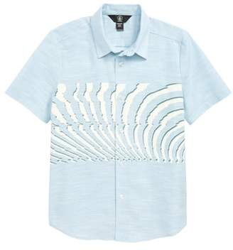 Volcom Blocked Woven Shirt