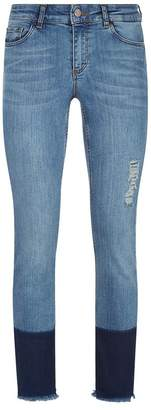 SET Dipped Skinny Jeans