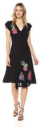 Desigual Women's Asha Short Sleeve Dress