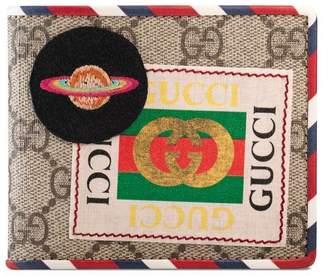 Gucci Courrier GG Supreme wallet