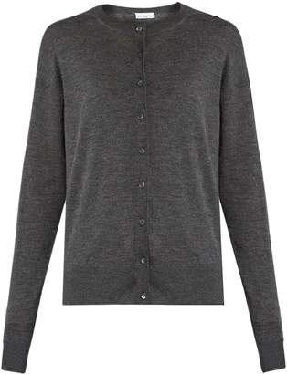 Raey Slim-fit cashmere cardigan