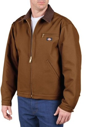 Dickies Men's Rigid Duck Blanket Lined Jacket