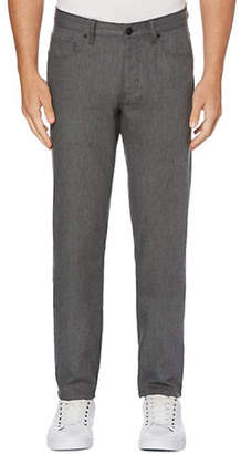 Perry Ellis Slim Fit Five Pocket Pants