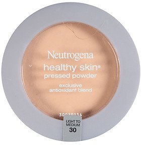 Neutrogena Healthy Skin Pressed Powder Compact, Fair 10