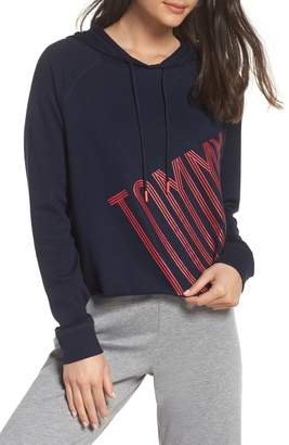 Tommy Hilfiger Cropped Lounge Hoodie
