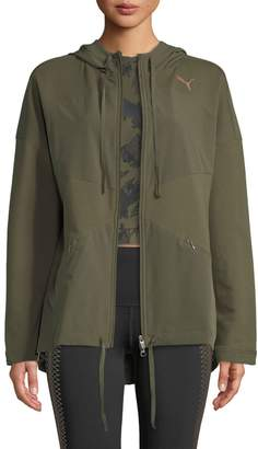 Puma Transition Front-Zip Active Jacket