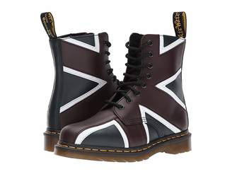 Dr. Martens Union Jack Pascal 8-Eye Boot Boots