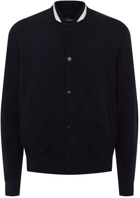 Barbour Varsity Sweater Jacket