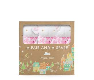 Angel Dear Pair and a Spare 3 Piece Blanket Set