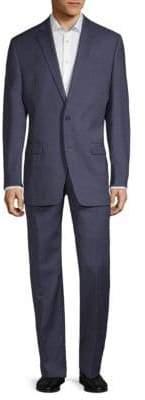Calvin Klein Neat Wool Suit