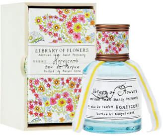 Library of Flowers Honeycomb Eau De Parfum, 1.7 oz./ 50 mL