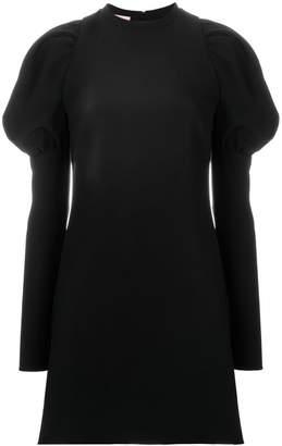Giamba puff sleeve dress