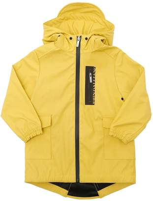 John Galliano Waxed Raincoat