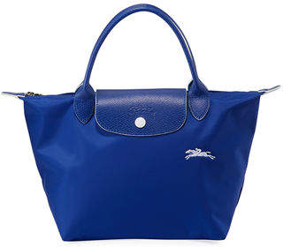 Longchamp Le Pliage Club Small Top-Handle Tote Bag