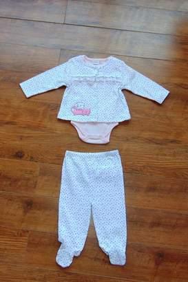 Absorba 3 Piece Pajama Set