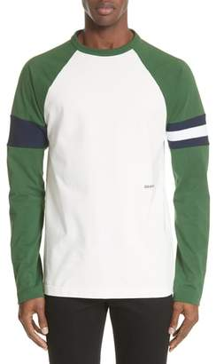 Calvin Klein Long Sleeve Varsity T-Shirt