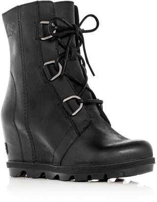 Sorel Women's Joan of Arctic II Waterproof Hidden Wedge Boots