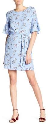 Cotton On & Co Felicia Frill Sleeve Dress