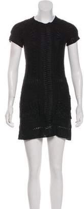 Theyskens' Theory Knit Mini Dress