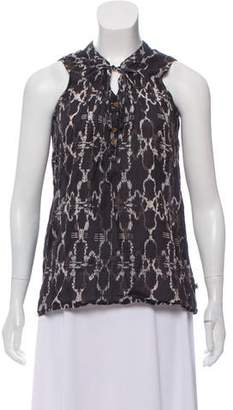 The North Face Printed Sleeveless Top