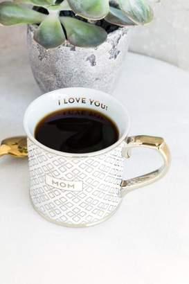 Rosanna I Love You Mom Boxed Mug