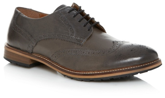 Red Herring Leather Shoes