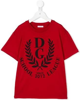 Dolce & Gabbana printed logo T-shirt