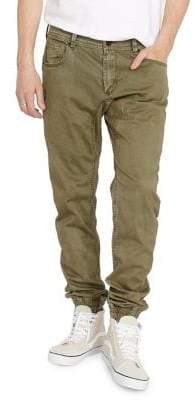 Buffalo David Bitton Zoltan-X Twill Slouchy Pants
