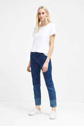 French Connenction Tri-Shade Boyfit Jeans