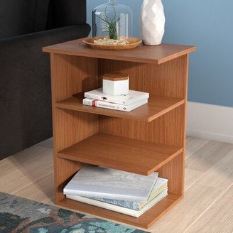 Ebern Designs Galilee Modern 3 Shelf Ebern Designs