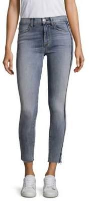 Hudson Barbara Tuxedo Stripe Jeans