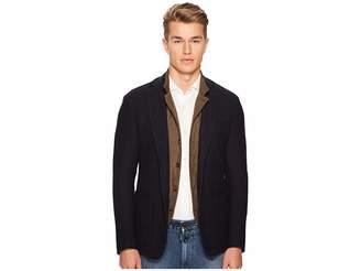 Eleventy Jersey Textured Jacket Men's Jacket