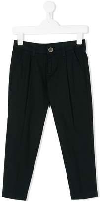 Tagliatore Junior tapered trousers