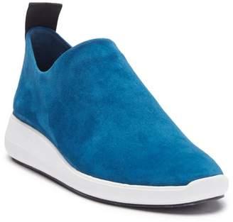 Via Spiga Marlow Suede Slip-On Sneaker